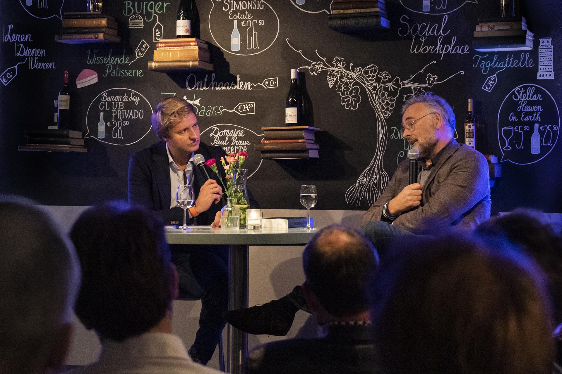 Ruben van Zwieten en Jeroen Smit