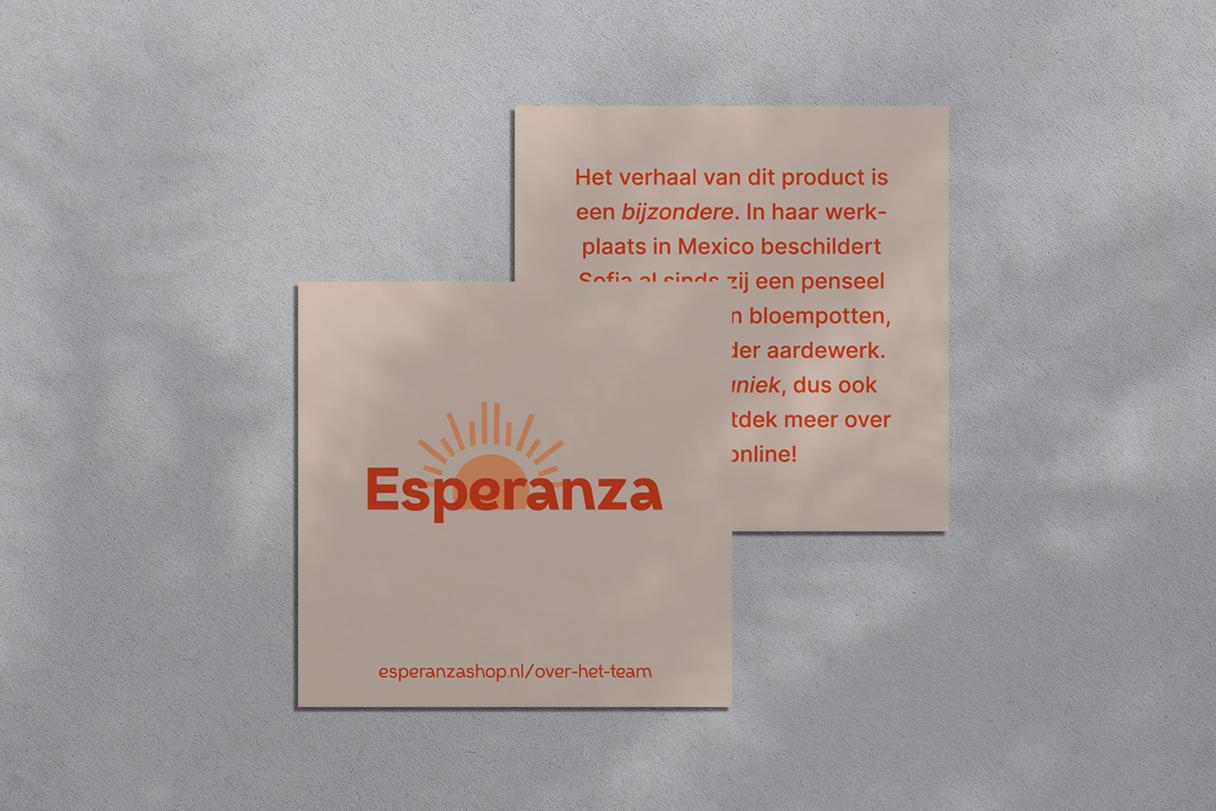Esperanza Jet Martens &Rosa Implementation